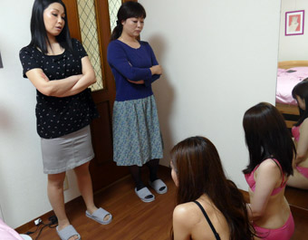 TRADING DAUGHTERS' SPANKINGS