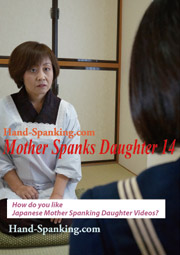Mother Spanks Daughter 13
